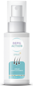 spray depilatorio