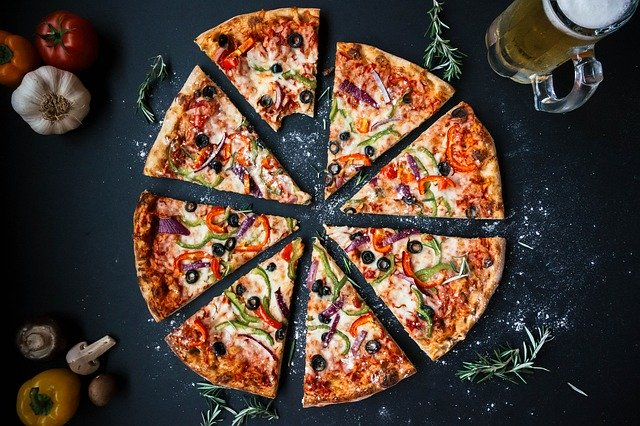 pizza e diverticoli