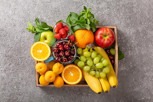 frutta e vitamina d